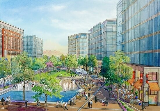 Potomac Yard - option